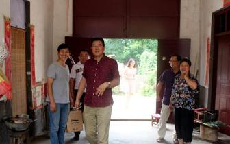 渑池林业局爱心捐赠助贫困生逐梦西北农林科技大学