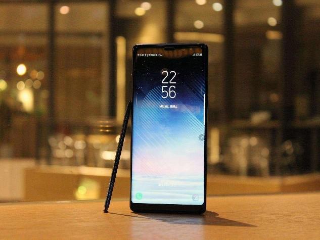 第9代新机今日发布,盘点三星Galaxy Note前世今生