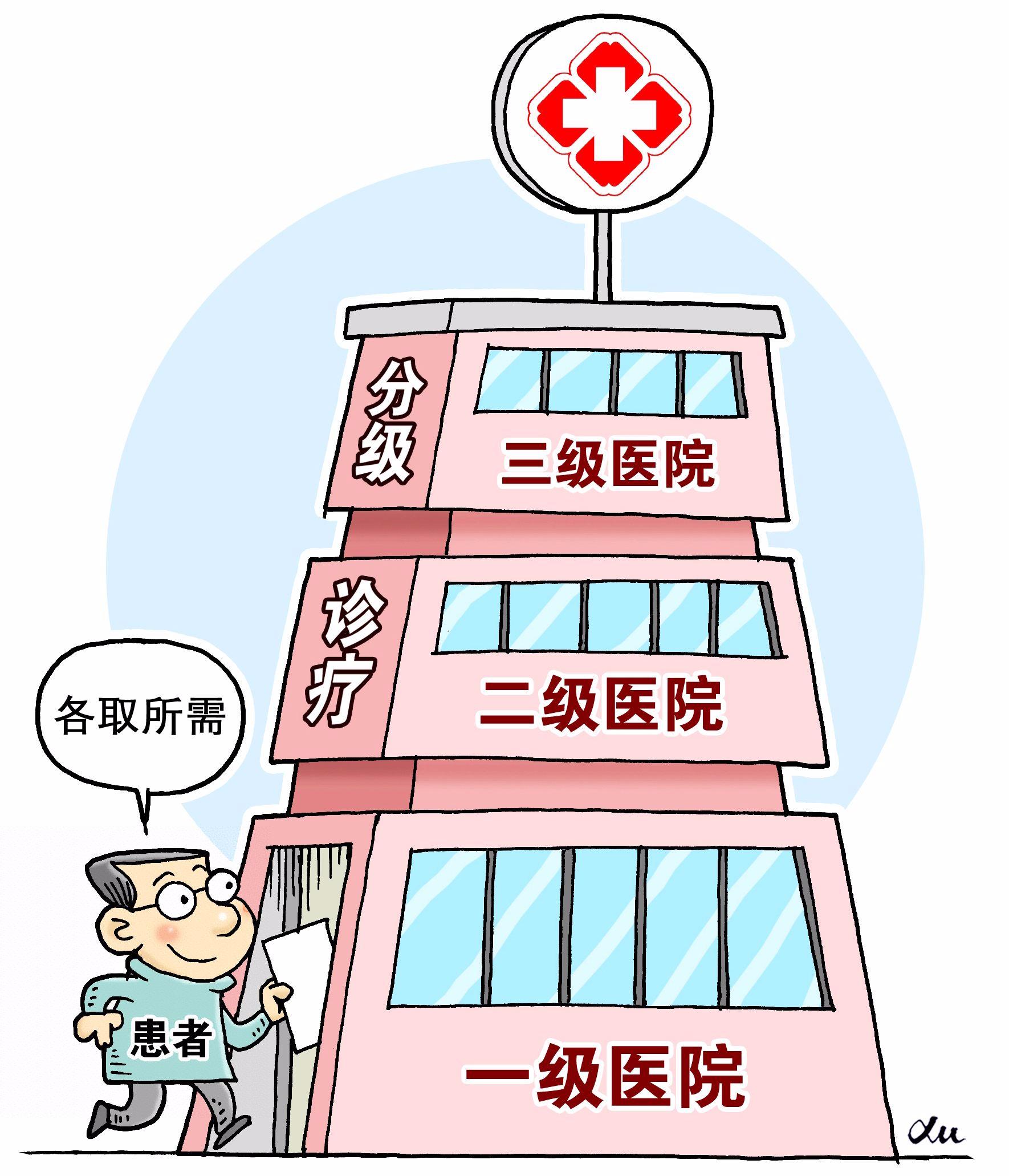 南昌开展县域医疗服务共同体 建设推动医务人员向基层流