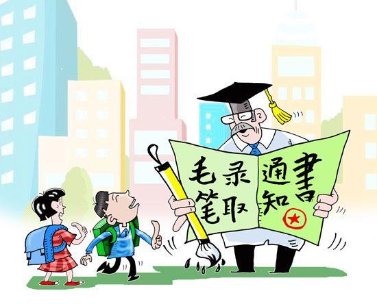 中国地图学生手绘