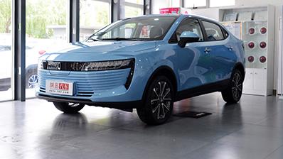 紧凑跨界电动SUV 长城汽车欧拉iQ
