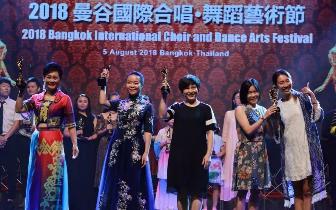泰国|这所学校到泰国不仅交到朋友,还捧回了一个国际奖