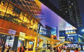 福州建设夜色经济街区 多项功能集于一身