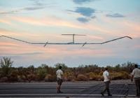 空客打破无人机滞空纪录 在空中持续飞了近26天
