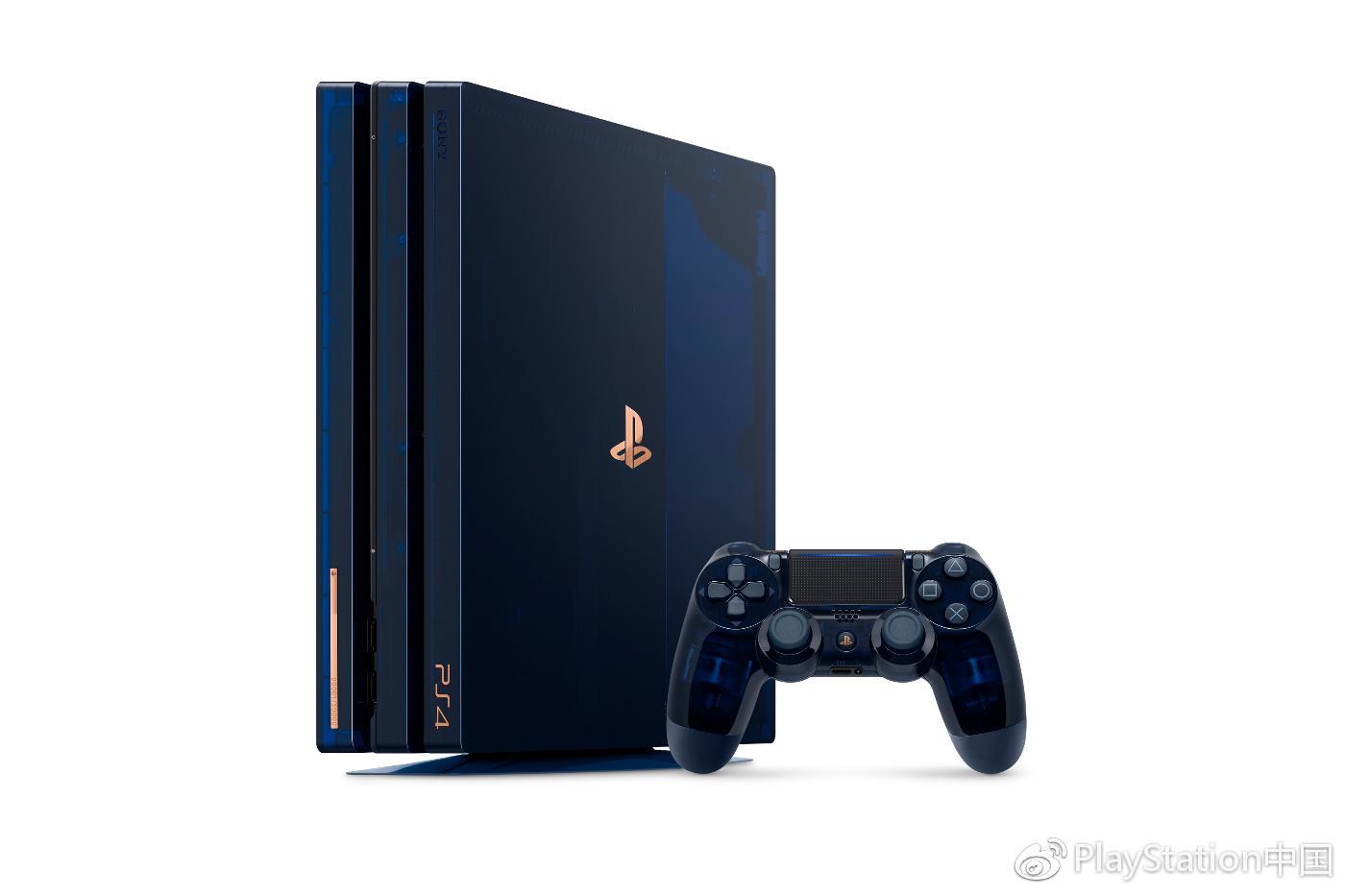 """爱玩游戏早报:PS4 Pro将推出""""5亿台纪年限定版"""""""