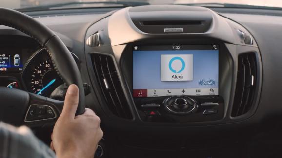 竞争CarPlay 亚马逊发布Alexa汽车核心软件开发包