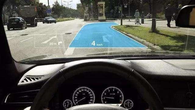 驾驶更轻松 苹果申请风挡玻璃AR显示专利