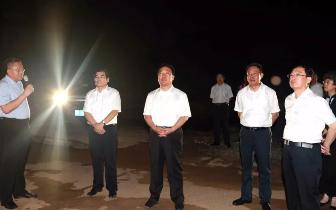 省委常委、市委书记王浩来丰南区调研城建项目!