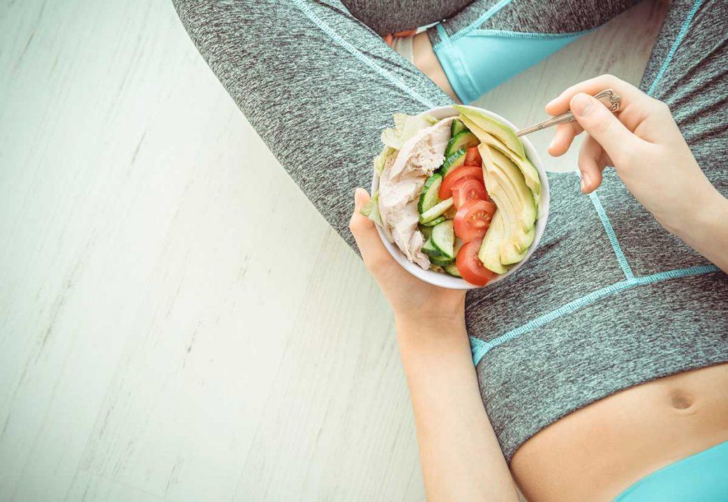 正确补给三大营养素 应参照体重和训练量