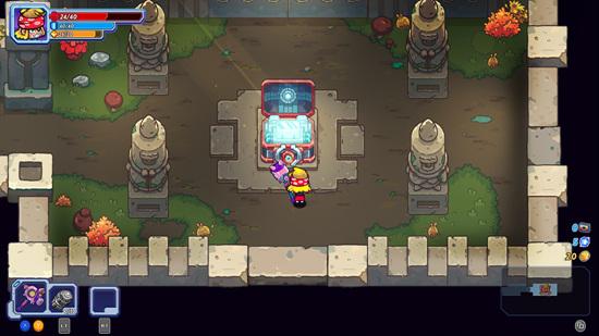 符石守护者团队新作《元能失控》试玩:Roguelike的继承与延伸