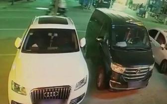 泰兴一男子酒后骑摩托车闯卡 撞伤执勤辅警被拘