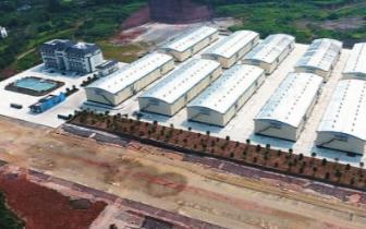 总投资5亿元南充建川东北最大粮油调控中心