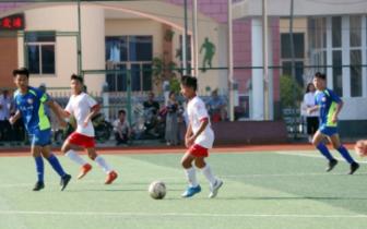 2018福建省青少年校园足球联赛 西山学校荣获初中组一