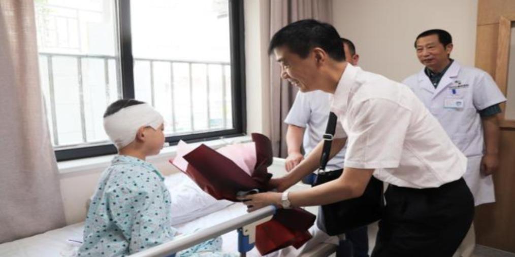 92个贫困家庭获华夏复聪基金救助 下半年新增8例全额免费援助