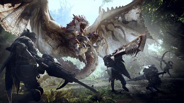 《怪物猎人世界》胡逼指南:选一把符合自己画风的武器