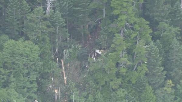 日本一架防灾救援直升机坠毁 机上9人全部身亡