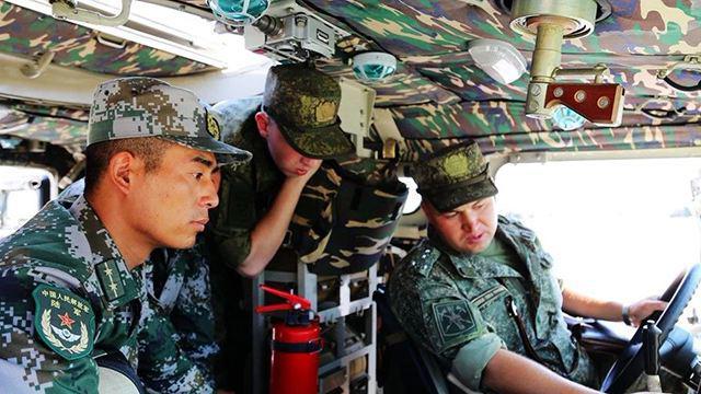 国际军事比赛翻译透露最受外军欢迎中国产品