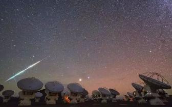 今夜暑期最好看的流星雨来了!可肉眼观测