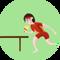 乒乓球项目