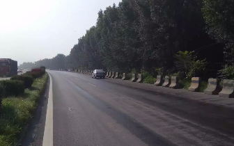 唐山这条外环线翻修工程正式竣工通车