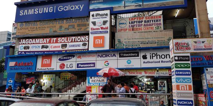 中国App在印度迅速流行,但未来数据要存储在印度