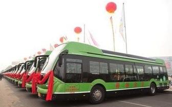 长治城市公交山西省排名第一