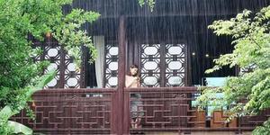 台风过境 一拨苏州城市美景被发现