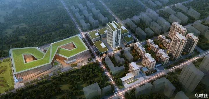 浪潮15.71亿底价拿下鞍北片区改造94亩建设用地