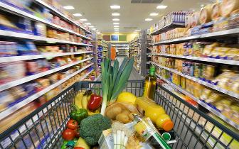 上半年实现社会消费品零售总额395.84亿元