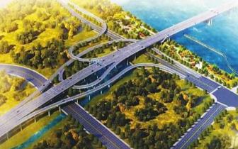 南充将军路大桥完成招标预计年底前开工