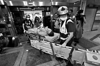 台北医院火灾致9死 院方称死伤多或因患者移动不便