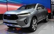 哈弗新SUV预售13万元起