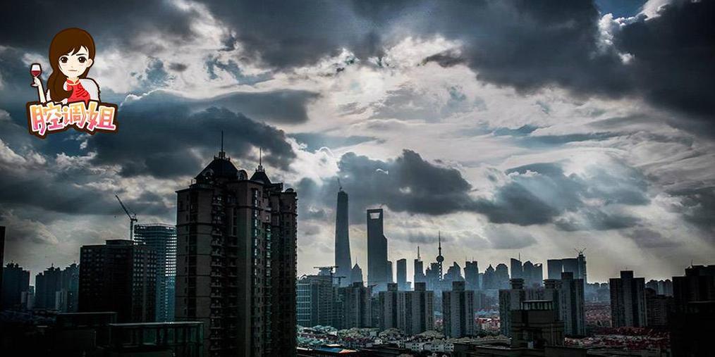 """台风""""温比亚""""提刀来沪 网友:会用上海话骂人了?"""