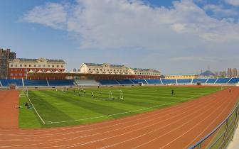 蚌埠市首个学校体育场正式开放共享
