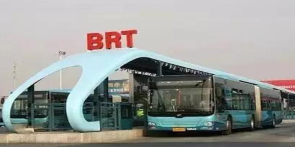重磅!石家庄快速公交BRT1号线规划公布