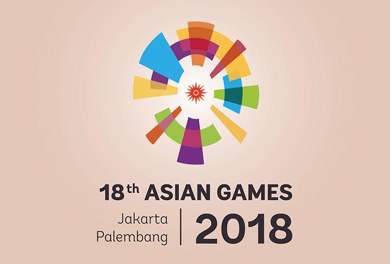 2018亚运会会徽 亚洲的能力像太阳光芒四射