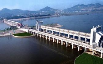 淮河蚌埠闸通航压力得到缓解
