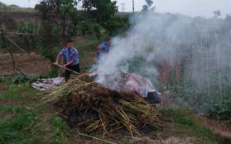 泸州:倡导环保出新招 坝坝电影宣传秸秆禁烧
