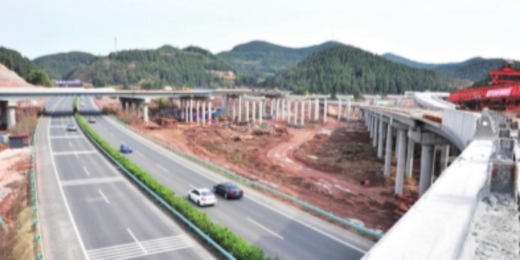 加速度打造西部区域性综合交通枢纽