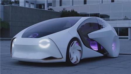 7款高科技未来车型
