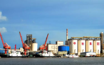 瞄准海外市场 钦州港首次向日本出口豆油