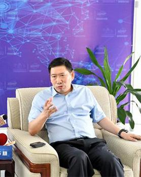 张华林:协助政府积极为智慧建设出力