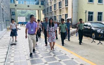 冯红云:学校、医院要特别重视安全生产工作