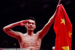 骄傲!19位奥运冠军出征雅加达