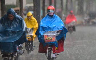 未来几天福州有明显降水 市民出行注意带上雨具