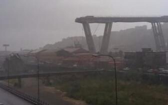 意大利大桥垮塌致35死 政府公布原因:维护不足