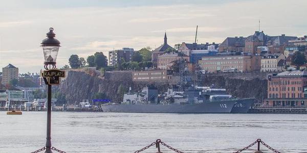 战败73周年 日本炫耀舰队远航北欧