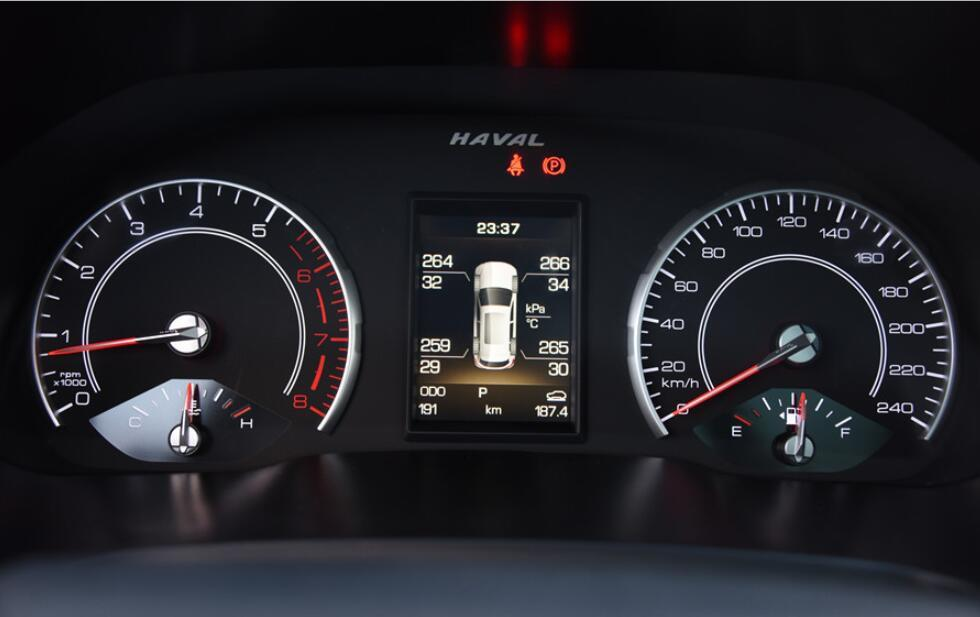 缩减车型/新增配置 哈弗H2s风尚/智尚型上市