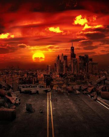 全球气温升高5℃会怎样?两极人口密集