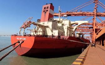 厉害了!曹妃甸港区货物吞吐量突破2亿吨